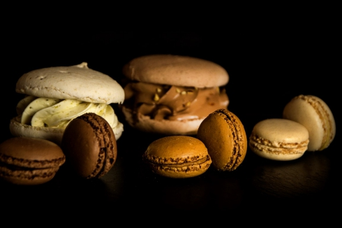 Macarons - Tasty Photo